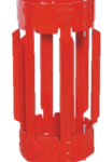 Non-welded positive bow centralizer