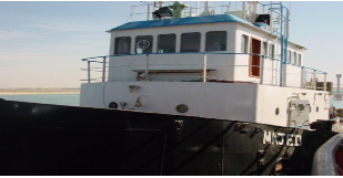 Crew Boat tug