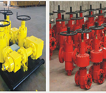 Gate valve, Chock valve, Check valve, and plug valve